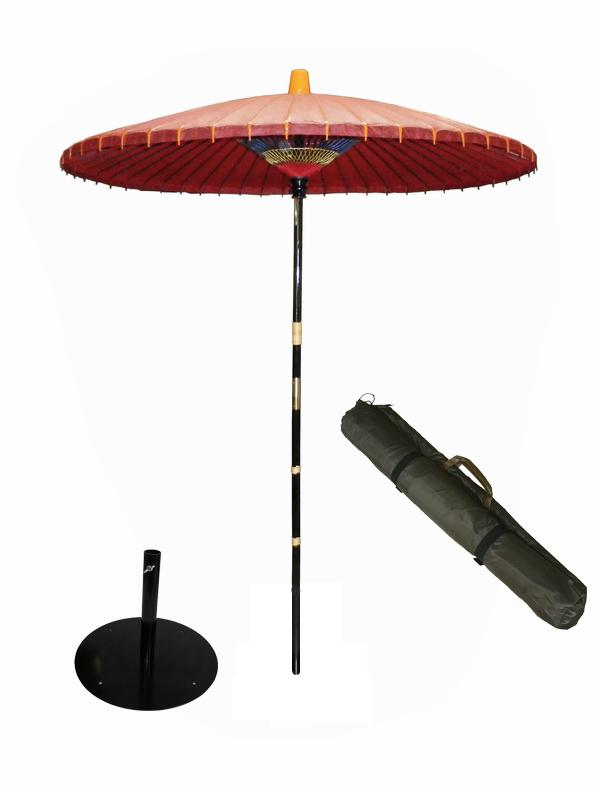 野点傘セット