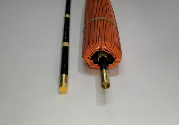野点傘 真鍮/和傘・野点傘専門店 恭雅