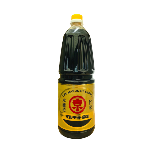 マルキョー 濃口本醸造うまみ醤油 1.8L