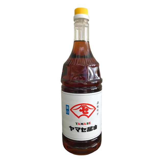 ヤマセ醤油 淡口 1.8L