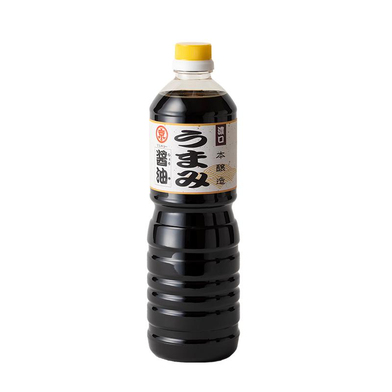 マルキョー 濃口本醸造うまみ醤油 1L