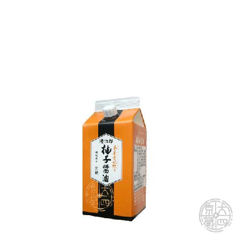本果香味絞り 柚子醤油 200ml