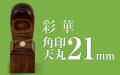 角印 彩華 天丸21