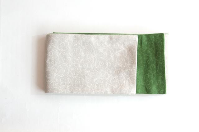 半巾帯(カラミ織)リバーシブル