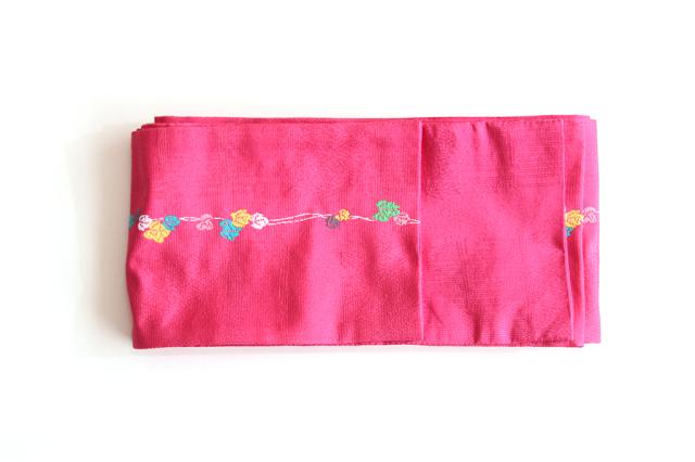 つた半巾帯