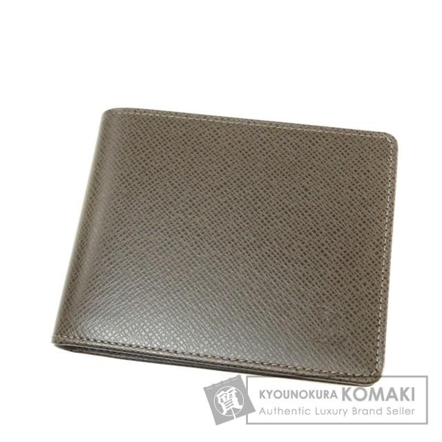 e550dc51b796 LOUIS VUITTON ルイヴィトン M31118 ポルトフォイユ フロリン 二つ折り財布(小銭入れあり) タイガレザー レディース