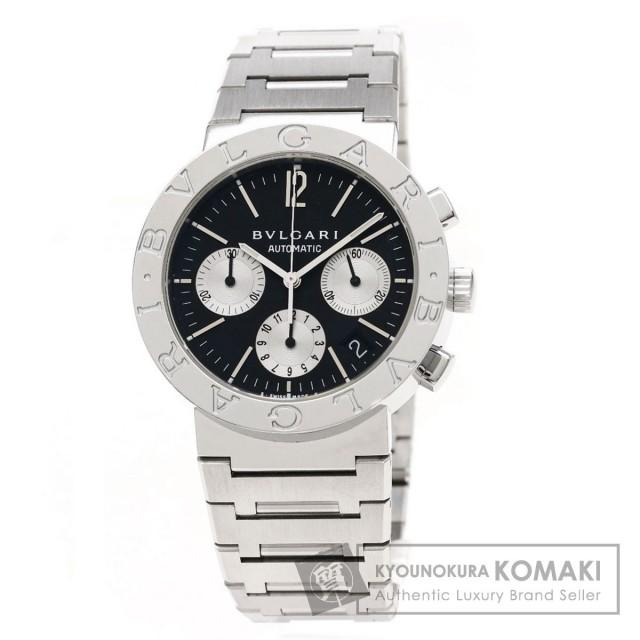 buy online 4d9e5 b4466 BVLGARI ブルガリ BB38SSDCH ブルガリブルガリ 腕時計 ステンレススチール/SS メンズ