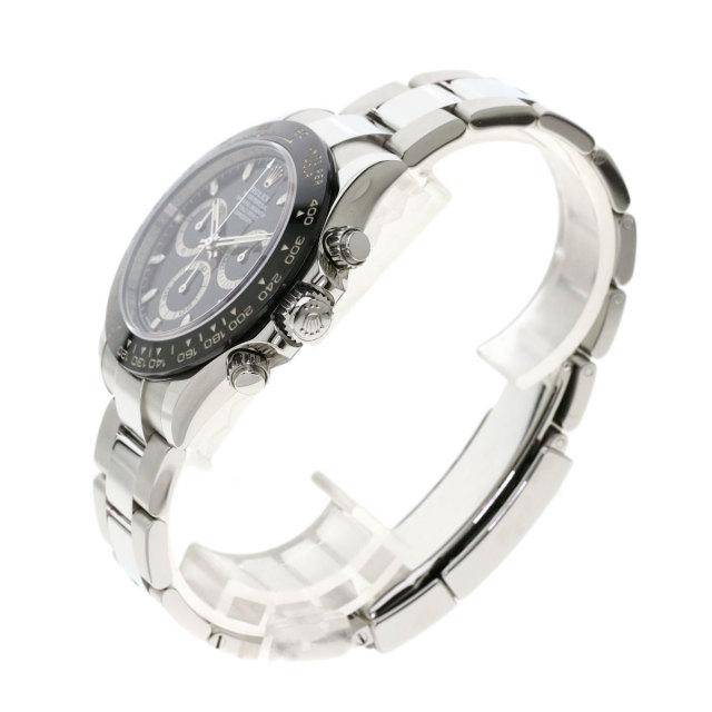 low priced 64603 feed8 SALE! WEB限定商品★ROLEX ロレックス 116500LN コスモグラフ デイトナ 腕時計 ステンレススチール/SS メンズ