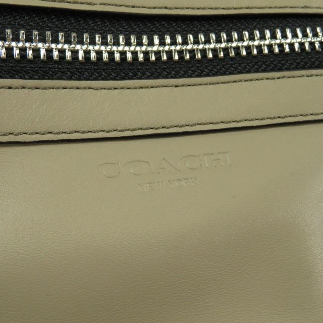 2472f53684b3 COACH コーチ 19995 レガシー カラーブロック ダッフル ショルダーバッグ レザー メンズ