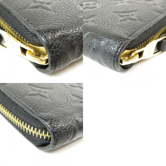 premium selection 119ca 5ed2d LOUIS VUITTON ルイヴィトン M62121 ジッピー・ウォレット 旧 長財布(小銭入れあり) アンプラント レディース