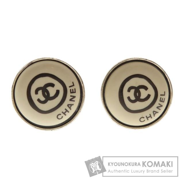 18b84580ac17 CHANEL シャネル ココマーク 00T イヤリング 金属製 レディース
