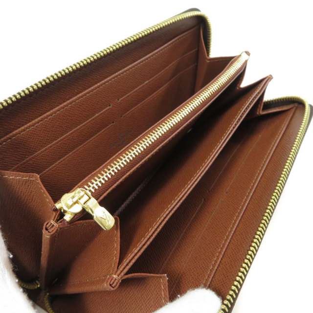 outlet store f7494 e5165 LOUIS VUITTON ルイヴィトン M42616 ジッピーウォレット 旧 長財布(小銭入れあり) モノグラムキャンバス ユニセックス