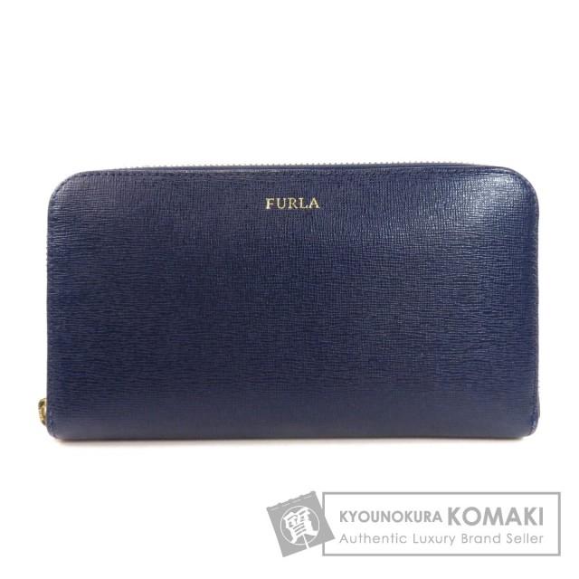 buy online 0c10f b52ef Furla フルラ ロゴデザイン 長財布(小銭入れあり) レザー レディース