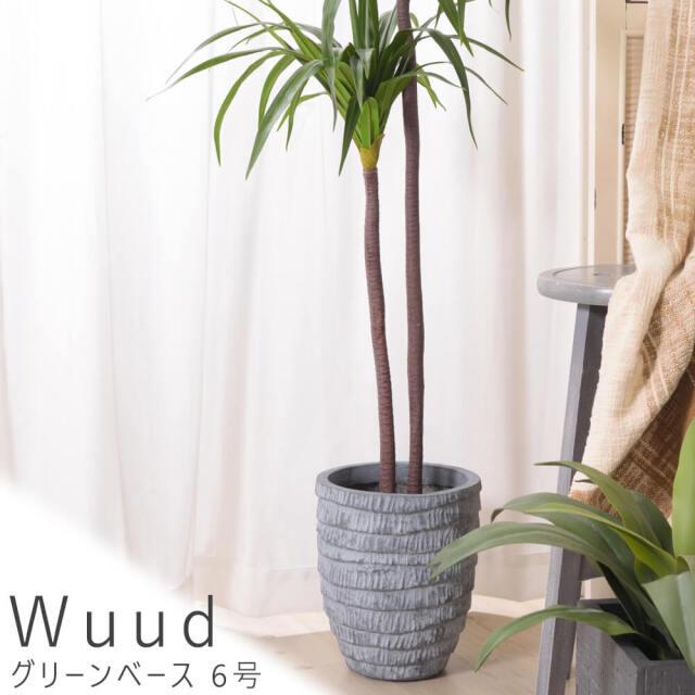 Wuud(ウード) グリーンベース 6号