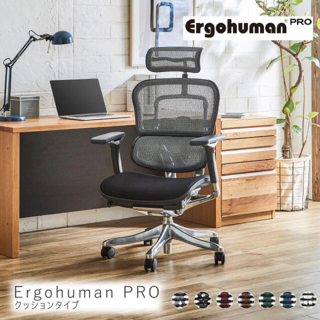 Ergohuman PRO クッションタイプ