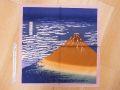 【日本のおみやげ】◆【日本の美】ハンカチ【北斎・赤富士】【全10種類】