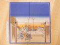 【日本のおみやげ】◆【日本の美】ハンカチ【東海道五十三次・日本橋】【全10種類】