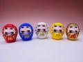 【日本のおみやげ】◆福だるま【1号だるま】5色よりお選びください。