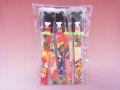 【日本のおみやげ】◆和紙人形手造りしおり 当店お任せ(絵柄アソート)10本入りセット