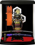 【日本のおみやげ】◆戦国武将ARMORSERIESフィギュア【直江兼続】