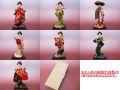 【日本のおみやげ】◆日本人形【小】7種類の中から店長お任せとなります。