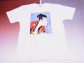 【日本のおみやげ】【ホームステイおみやげ】【日本土産】(漢字・和柄)◆和風Tシャツ【写楽】大人用(3L)白地