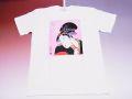 【日本のおみやげ】【ホームステイおみやげ】【日本土産】(漢字・和柄)◆和風Tシャツ【キセル】大人用(3L)白地
