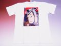 【日本のおみやげ】【ホームステイおみやげ】【日本土産】(漢字・和柄)◆和風Tシャツ【菊五郎】大人用(3L)白地
