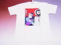 【日本のおみやげ】【ホームステイおみやげ】【日本土産】(漢字・和柄)◆和風Tシャツ【め組】大人用(3L)白地