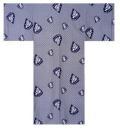 【日本のおみやげ】◆外国人向け浴衣【王将】男性用(S〜XL)
