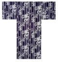 【日本のおみやげ】◆外国人向け浴衣【竹竜】男性用(S〜XL)