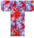 【日本のおみやげ】◆外国人向け着物【のし姫】子供用(45in〜50in)