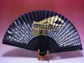 【日本のおみやげ】◆絹扇子【清水寺】(絵柄扇子)「掛扇別売り」