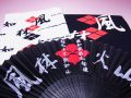 【日本のおみやげ】(漢字)◆戦国武将3点セットTシャツ/フェイスタオル/センス【武田信玄】