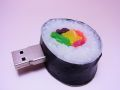 【日本のおみやげ】【ホームステイおみやげ】【日本土産】♪リアル寿司USBメモリ8GB♪【寿司/太巻き】本物そっくり