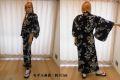 日本のお土産|日本のおみやげホームステイおみやげ|日本土産◆外国人向け浴衣【菊】女性用(M/L)