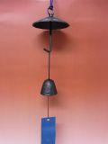【日本のおみやげ】◆風鈴【傘】南部鉄器