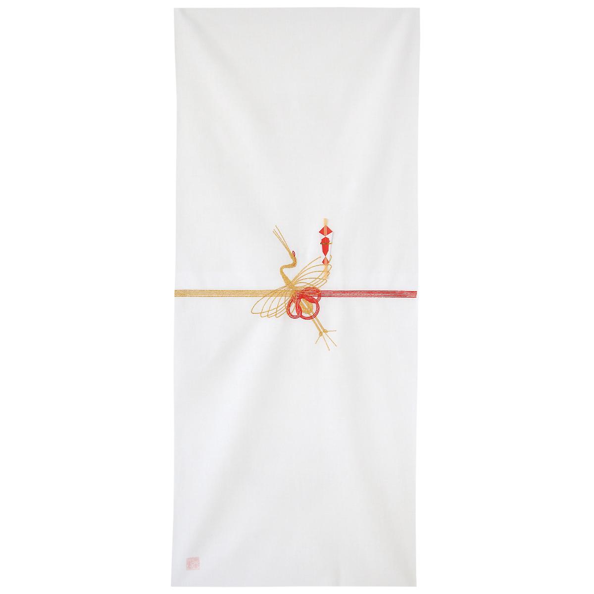 KY01-18/手ぬぐい/鶴結び/【5枚までゆうパケット可】