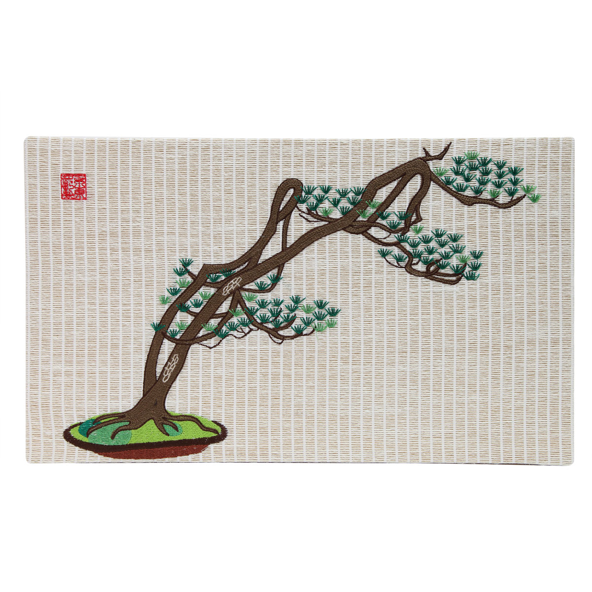KY15-770/ファブリックパネル/赤松