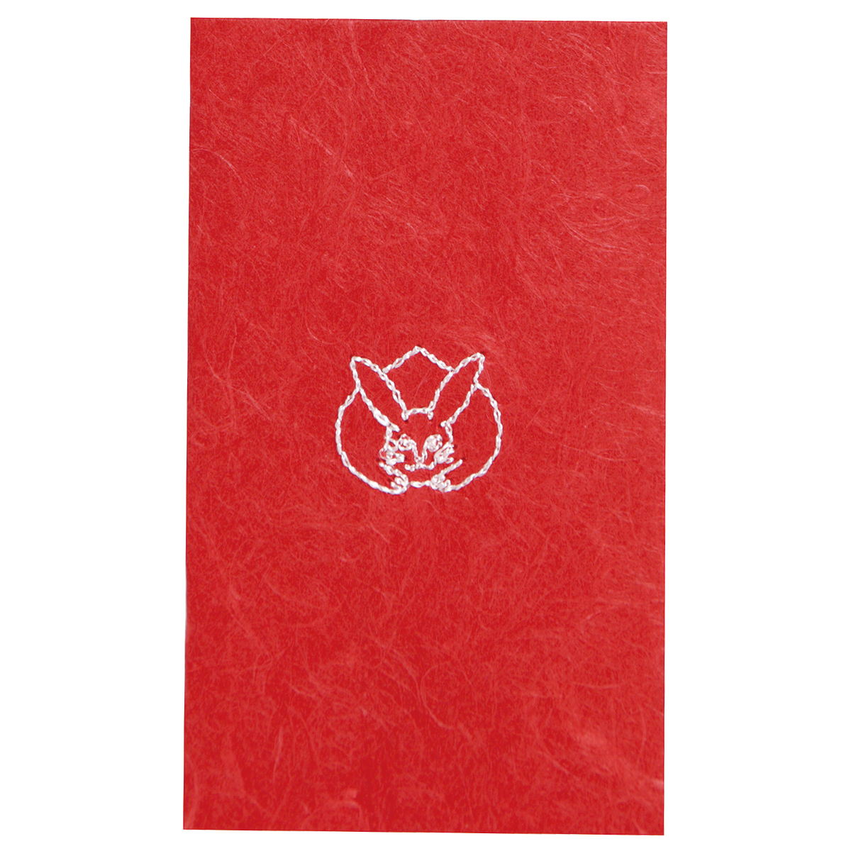 KY46-46/ぽち袋/兎〈赤〉/【ゆうパケット可】