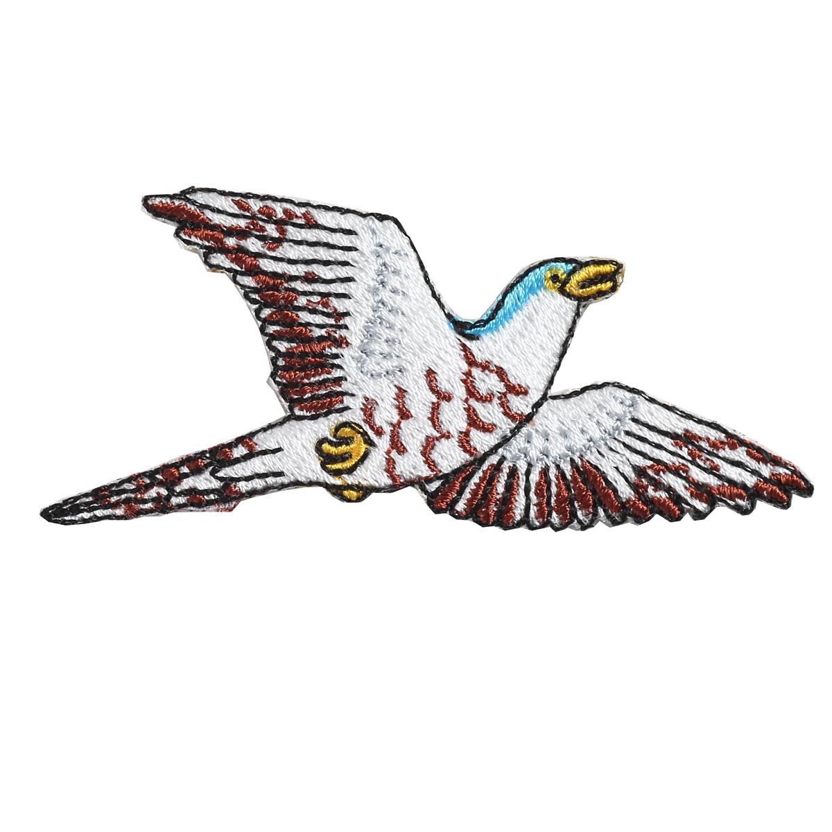 KYW-710/ワッペン/時鳥/ほととぎす/【DM便可】