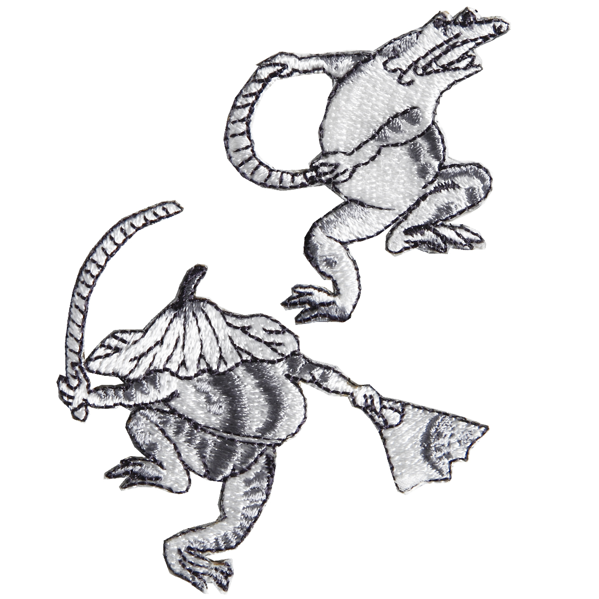 KYWS-678/ワッペン/蛙の田楽/かえるのでんがく/【DM便可】
