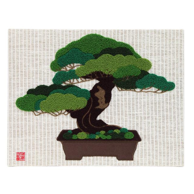 KY15-768/ファブリックパネル/五葉松