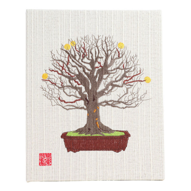 KY15-772/ファブリックパネル/花梨