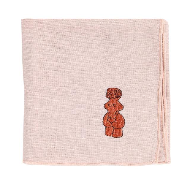 KY28-499/ガーゼハンカチ/ヴィーナス土偶