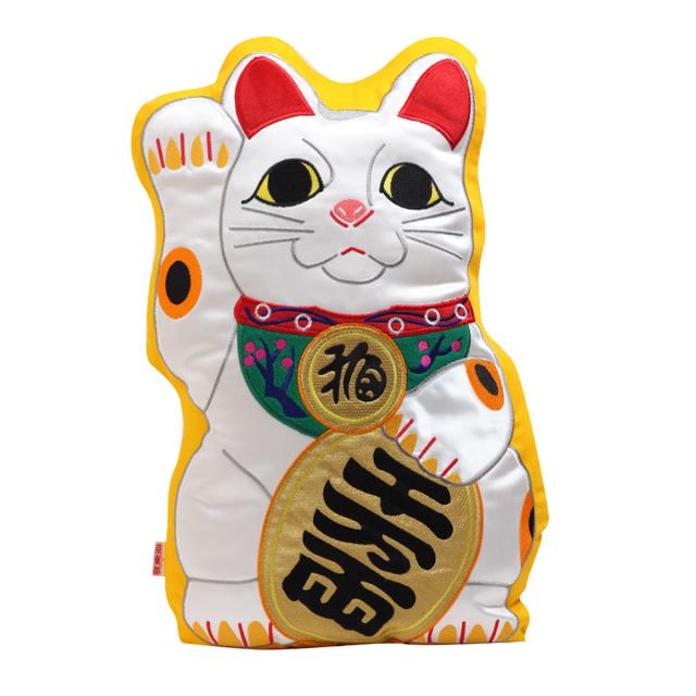KY41-933/ぬいぐるみ/招き猫 常滑焼