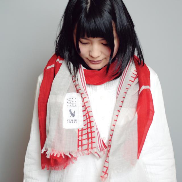 KY78-408/ストール/伏見稲荷
