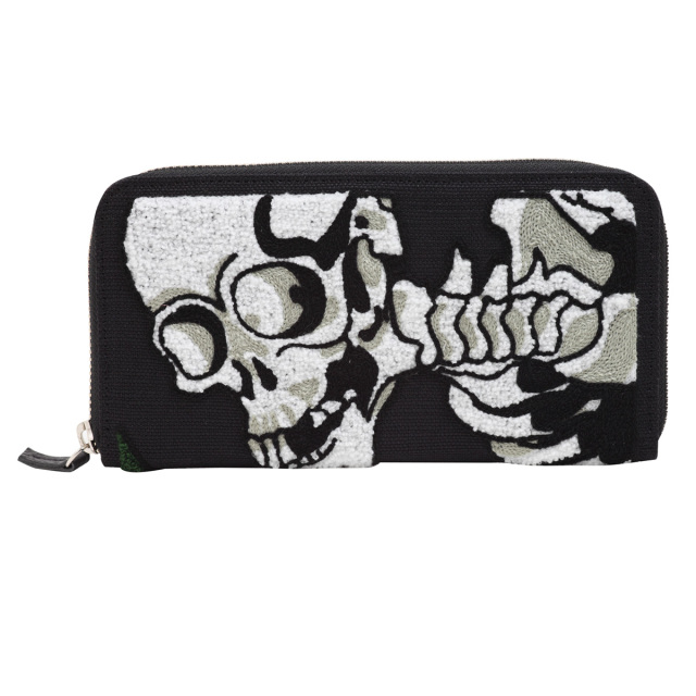 KY79-804/Wallet Long/The Skeleton Spectre