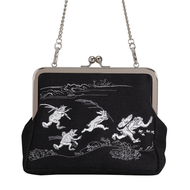 KY80-675/Clutch bag/Chased monkey