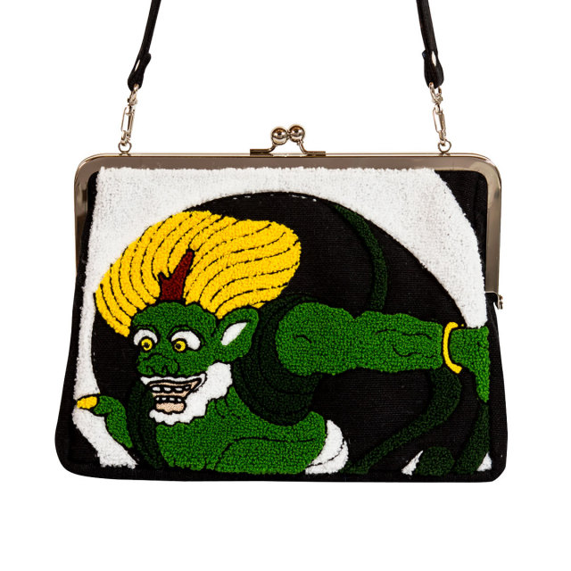 KY80-799/Clutch bag/Fujin and Raijin